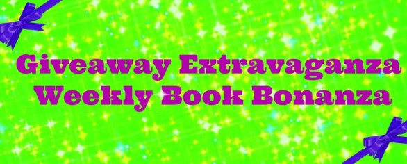 Giveaway Extravaganza – Enter this Weekly Book Bonanza