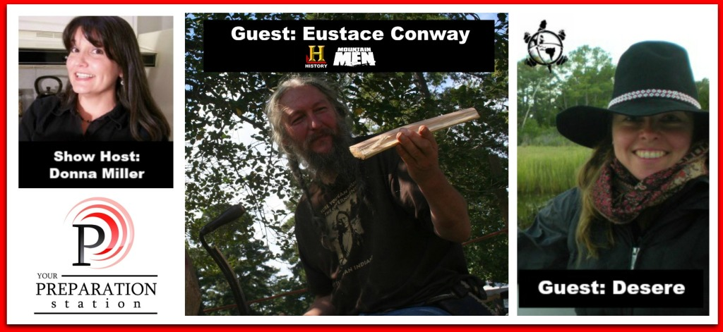 History Channel's Mountain Man Eustace Conway & Desere Need Help at Turtile Island Preserve